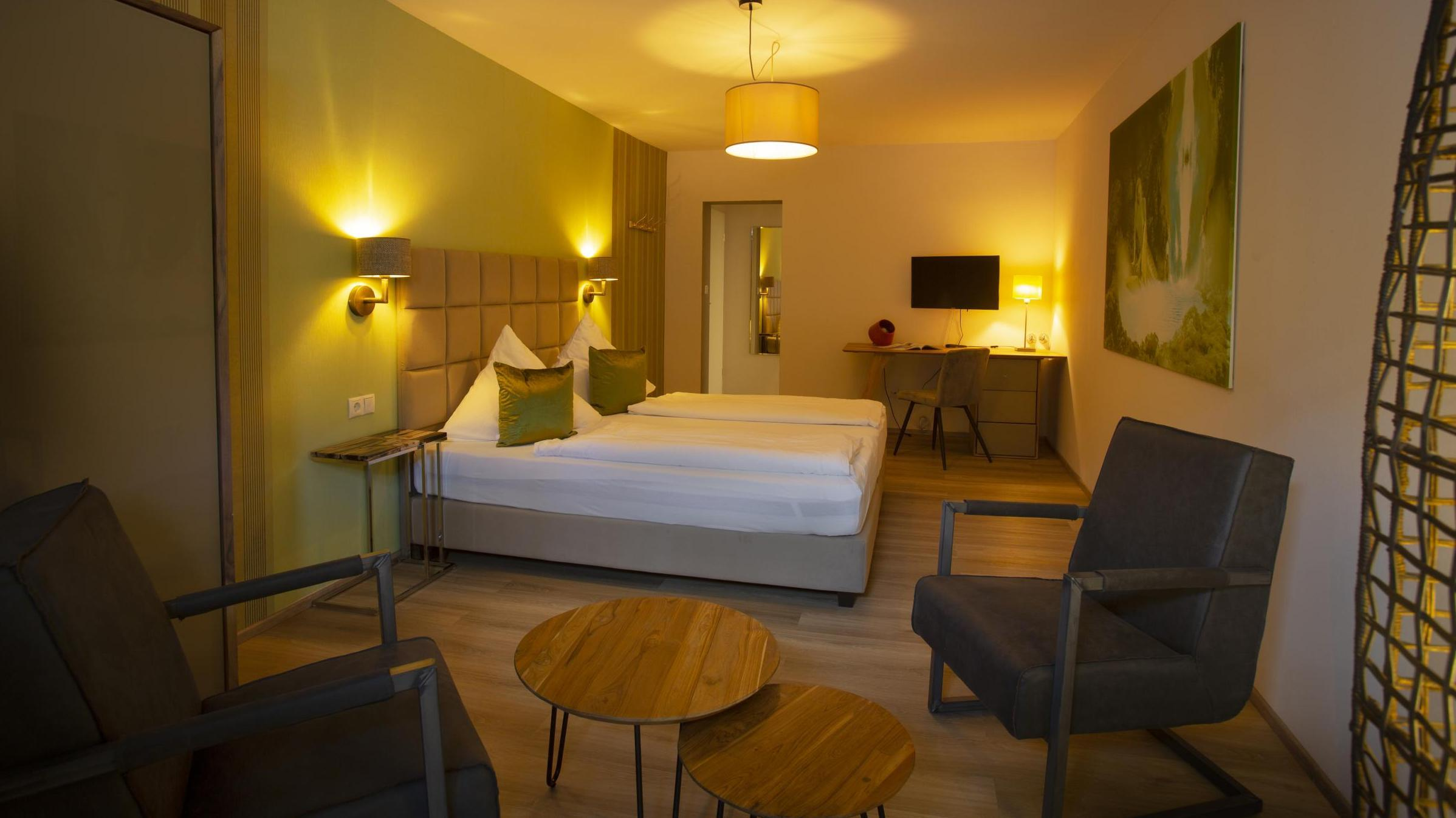 Double Room Deluxe Lahn